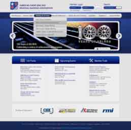 ASLRRA Website Design