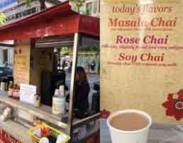 Chai Cart Brand Expression