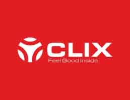 Clix Brand Logo design