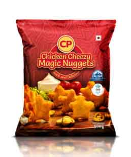 CP Foods Packaging Designs