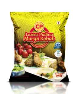 CP Foods Packaging Design