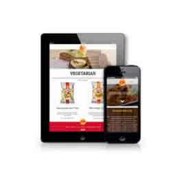 CP Foods Website Development