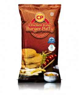 CP Foods Brand Packaging