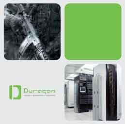 Duragon Systems Brand Identity