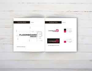 FloorBoard Media-Brand Identity