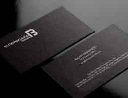 FloorBoard Media Stationery Design