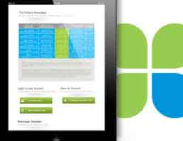 Fortune Trading Corporation Web Design
