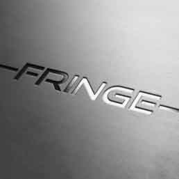 Fringe Brand Logo Design