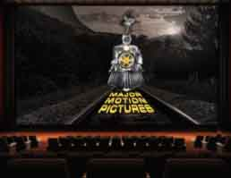 Major Motion Pictures Stationery
