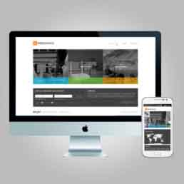 Resonate Systems Web Design