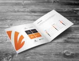 Vokga Brochure Design