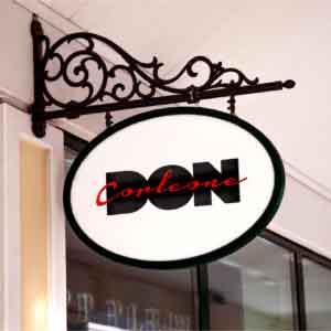 Don Corleone Brand Logo